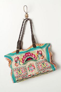 Shira Satchel  #anthropologie