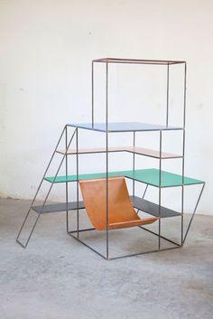 Installation L'by Muller Van Severen