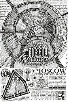 MoscowMapYuG
