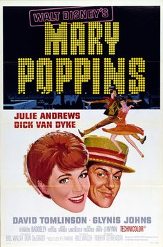 Mary Poppins premiered at Grauman's Chinese Theater on this day in 1964. Available on Blu-ray Combo Pack December 10!