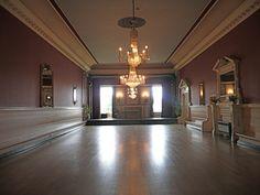 georgian ballroom room interior - Google Search
