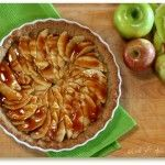 Gluten-Free Dairy-Free Salted Caramel Apple Pie jenny would actually be able to eat this!