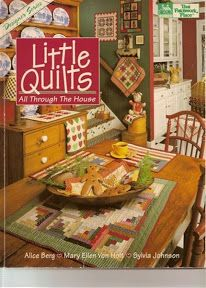 LITTLE QUILTS ALL THROUGH THE HOUSE - Alexandra Rocha - Álbumes web de Picasa