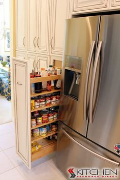 f272130a9e37 Cabinet from Kitchen Resource Direct Pantry Cabinet UT302490-ROT/4 | Kitchen  remodeling ideas, flooring | Pantry makeover, Discount kitchen cabinets, ...