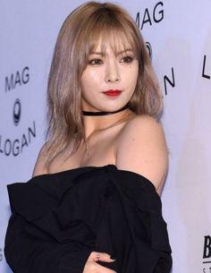 Hyuna 2016