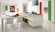 Фото из статьи: 25 белых кухонь: советы по обустройству от дизайнера