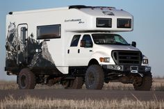 EarthRoamer XV-HD (Ford F-650 Based)