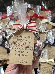 Staff Appreciation Gifts, Staff Gifts, Volunteer Gifts, Teacher Gifts, Team Gifts, Tootsie Rolls, Work Gifts, Employee Gifts, School Gifts