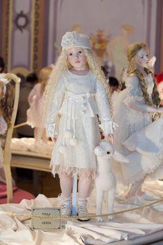 Выставка кукол немецкого мастера Хильдегард Гюнцель в Нижнем Новгороде (много фотографий) - Ярмарка Мастеров - ручная работа, handmade