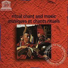 Ritual Chant and Music is a compilation of recordings from across the UNESCO Collection of Traditional Music. Representing cultures from around the globe, the album includes funeral rites, harvest celebrations, and religious ceremonies. Religious Ceremony, Song Play, Funeral, Harvest, Celebrations, Globe, Album, Songs, Traditional