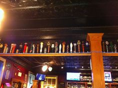 Greehwood's - Bethel, CT on Greenwood Ave. Very good beer selection that is always changing. I love stopping in here for a beer.