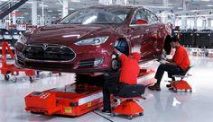 Tesla Model S: Building the Model S - EVU Course 201 | Aftermarket Accessories for Tesla Model S