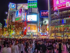 I would love to go to Japan...this is Tokyo and I would definitely love to see this