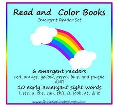 photo of FREE Read and Color Book Pack {This Reading Mama}