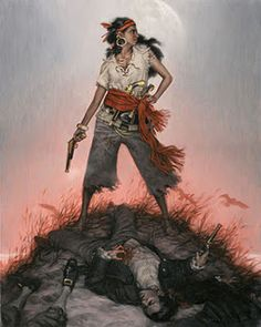 'Pirate' by Ryan Pancoast.