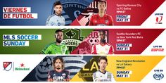 MLS Cup rematch, and two of the League's best teams. It's going to be a good weekend.