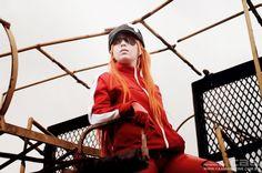 Asuka Langley | NGE cosplayer JuTsukino | photo by CAA / ronaldo ichi & valesca braga - www.caamagazine.com.br