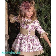 256 mejores imágenes de vestidos niña  eb3856256723