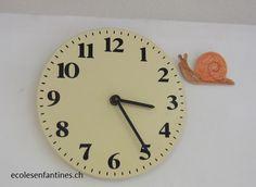 ondecole.ch - Gestion du temps des rangements Clock, Kids, Time Management, Storage, Tips And Tricks, Watch, Young Children, Boys