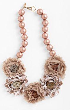 Like the pearls chain