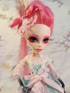 monster high - cupid custom