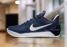 "#sneakers #news  Nike Kobe AD ""Navy"" Releases On February 1st"