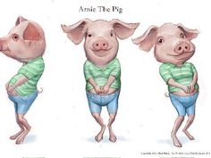 Arnie the Christmas Pig via Kickstarter. Awesome book about sharing the true meaning of Christmas and love! Chip in here and get your copy in advance!