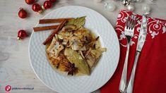 10 sprawdzonych przepisów na śledzie, także na Wigilię - Pieknowdomu.pl Meat Chickens, French Toast, Tacos, Mexican, Xmas, Salad, Fruit, Cooking, Breakfast