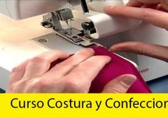cursos de costura y confeccion