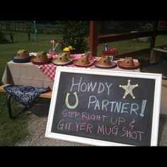 Jolly Mom: Recipes | Crafts | Atlanta Mom Blogger | Brand Ambassador | Product Reviews: Cowboy Birthday Party