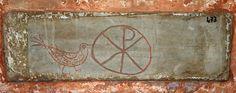 San Lorenzo fuori le Mura | Early Christian symbols - bird a… | Flickr - Photo Sharing!