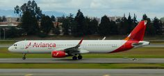 https://flic.kr/p/zwy2qC | N696AV - Airbus A321-200 / Avianca