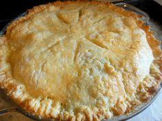 Slow Cooker Chicken & Veggies {& Bonus Chicken Pot Pie Made With Leftovers}
