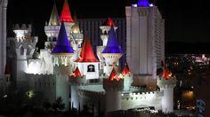 Excalibur (hotel and casino) wallpaper