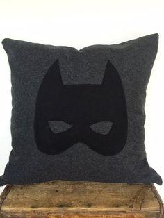 Hey, I found this really awesome Etsy listing at https://www.etsy.com/uk/listing/238523100/batmask-wool-batman-cushion-kids-boys