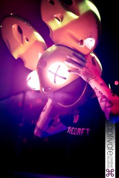 deadmau5 He is so awesome live