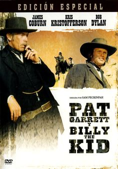 Pat Garrett and Billy The Kid. Sam Peckinpah. 1973.