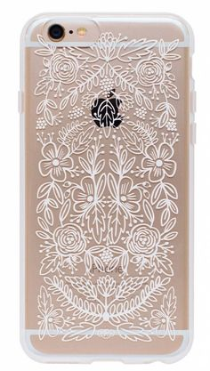 I love this beautifully minimal iPhone 6 case! www.mooreaseal.com