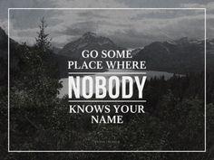 adventur, bucketlist, outdoor quot, dream, nobody quotes, names, inspir, bucket lists, live