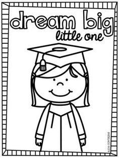 {Graduation FREEBIE in English and Spanish} by Bilingual Scrapbook Pre School Graduation Ideas, Graduation Crafts, Graduation Theme, Kindergarten Graduation, Preschool Printables, Preschool Classroom, Kindergarten Activities, Orla Infantil, School Fun