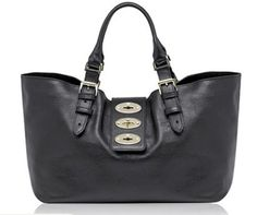 Mulberry's postmans lock tote