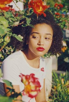 Amandla Stenberg | Radiating Love and Black Girl Magic