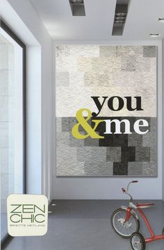 Hey, I found this really awesome Etsy listing at https://www.etsy.com/listing/236249181/you-me-quilt-pattern-by-zen-chic