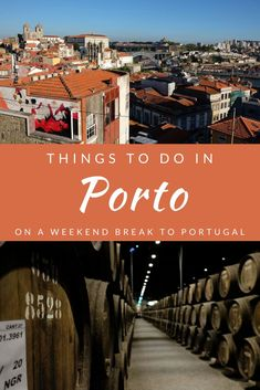 Two to three days is the perfect length of time for a visit to Porto, Portugal. This compact city is full of charm, with plenty of things to do in a very walkable area (as long as you dont mind hills). Heres the perfect itinerary for a weekend break in Porto, with tips on visiting a Port wine cellar, the famous bridge and the lovely Art Deco Casa de Serralves art gallery. Put Porto on your must-visit list today! Visiting Porto | Porto in two days | Three days in Porto | Porto weekend break