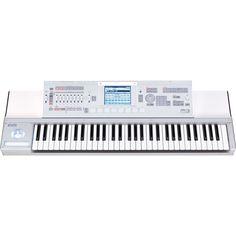 Korg M3 virtual analog synthesizer.