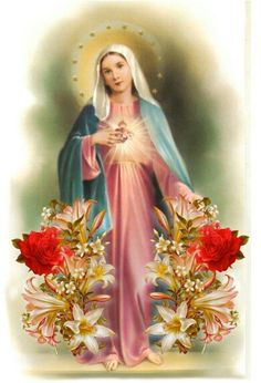 Mother Mary pray for us