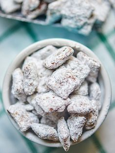 This is the best puppy chow recipe! Now, I know you probably just rolled your eyes, because who doesn't know how to make puppy chow?! Here's the thing. Most people don't make it right! In my recipe, the ingredients are the same, so what makes my puppy chow even better? The ratio! More chocolate, more peanut butter, more powdered sugar!