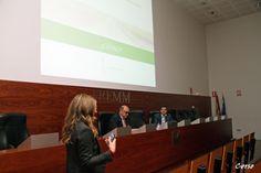 mariela de @Mi CCAMINO nos explica como se realiza una ccaminata en su ponencia en #murcia