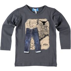 O'Chill shirt voor hippe boys.