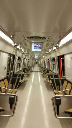 Nuevo vagón del metro